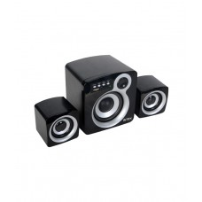 Deals, Discounts & Offers on Electronics - Intex IT - 850 U 2.1 Multimedia Speakers at 4% offer