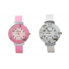 Deals, Discounts & Offers on Baby & Kids - Glory Combo Of Two-Baby Watch For Women at 13% offer