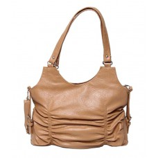 Deals, Discounts & Offers on Accessories - Borse G24 Beige Satchel Bags at 56% offer