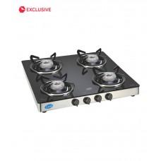 Deals, Discounts & Offers on Home & Kitchen - Glen SD GT 4 Burner Cook Top at 45% offer