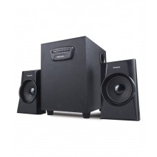 Deals, Discounts & Offers on Electronics - Philips MMS 1400 2.1 Multimedia Speaker System at 31% offer