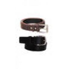 Deals, Discounts & Offers on Men - Elligator Black And Brown Combo Of 2 Belts at 88% offer