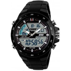 Deals, Discounts & Offers on Accessories - Skmei 1016-B Chronograph Analog-Digital Watch at 82% offer
