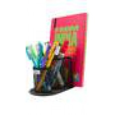 Deals, Discounts & Offers on Accessories - Callas Metal Pen Stand and Letter Holder at 63% offer