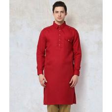 Deals, Discounts & Offers on Men Clothing - Men Kurtas Flat at Rs.499