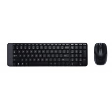 Deals, Discounts & Offers on Computers & Peripherals - Logitech MK215 Wireless Keyboard and Mouse Combo
