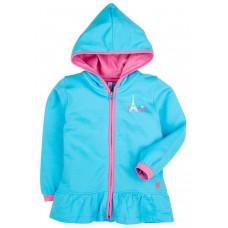 Deals, Discounts & Offers on Women - Oye Girls Front Open Hooded Sweatshirt