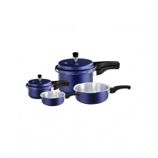 Deals, Discounts & Offers on Home & Kitchen - Surya Accent 1+2+3+4 Pressure Cooker