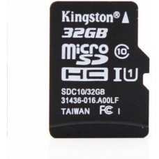 Deals, Discounts & Offers on Mobile Accessories - Kingston 32 GB MicroSDHC Class 10 80 MB/s Memory Card