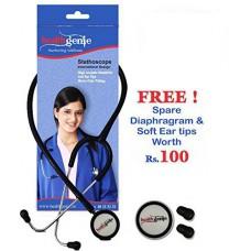 Deals, Discounts & Offers on Accessories - Healthgenie Dual Child Pediatric Stethoscope AL HG-206B