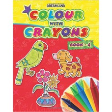 Deals, Discounts & Offers on Accessories - Colour with Crayons Part - 4