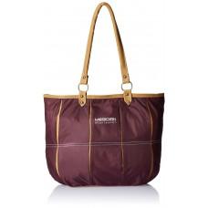 Deals, Discounts & Offers on Accessories - Meridian Women Handbag violet mrb-057