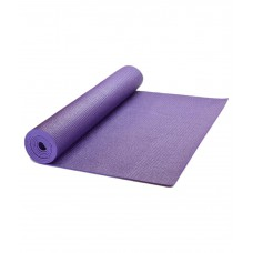 Deals, Discounts & Offers on Accessories - Pasricha Handlooms Anti Skid 4mm Work Purple Yoga/Gym Mat With workout CD