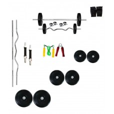 Deals, Discounts & Offers on Gaming - Total Gym 18kg Home Gym with Accessories