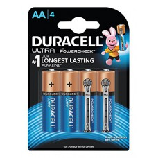 Deals, Discounts & Offers on Electronics - Duracell Ultra Alkaline Battery AA with Duralock Technology and PowerCheck