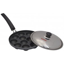 Deals, Discounts & Offers on Home Appliances - Tosaa Non stick 12 cavity appam patra