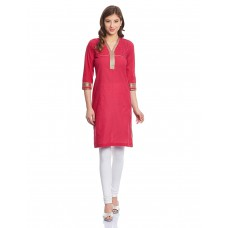Deals, Discounts & Offers on Women Clothing - Rangriti Women's Straight Kurta