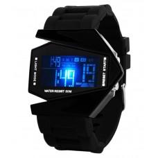 Deals, Discounts & Offers on Accessories - DCMR Enterprise Black Digital Watch