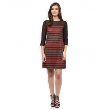 Deals, Discounts & Offers on Women Clothing - Flat 53% off on AND Multi Colored Dress