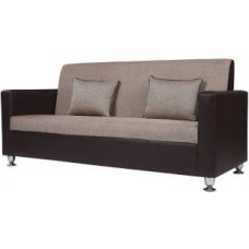 Deals, Discounts & Offers on Furniture - Flat 40% off on ARRA Solid Wood 3 Seater Sofa