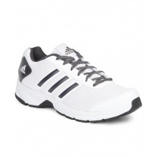 Deals, Discounts & Offers on Foot Wear - Adidas White Running Sports Shoes at 40% offer