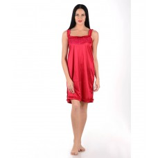 Deals, Discounts & Offers on Women Clothing - Klamotten Cherry Babydoll Dress With Pleats at 53% offer