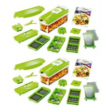 Deals, Discounts & Offers on Home & Kitchen - Leshya 11 in 1 vegetable and fruit cutter buy 1 get 1 at 65% offer