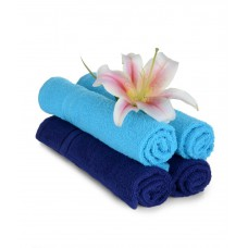 Deals, Discounts & Offers on Home Improvement - Mark Home Set of 4 Cotton Hand Towel at 58% offer