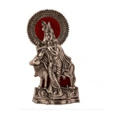 Deals, Discounts & Offers on Home Decor & Festive Needs - Flat 67% Offer on eCraftIndia Lord Krishna playing Flute