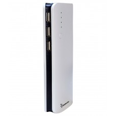 Deals, Discounts & Offers on Power Banks - Flat 67% Offer on Lappymaster PB-060WT 13000 mAh Power Bank With 3 USB Port