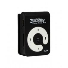 Deals, Discounts & Offers on Electronics - Flat 15% Offer on Zebronics Node MP3 Player
