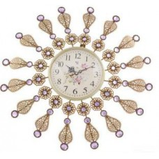 Deals, Discounts & Offers on Home Decor & Festive Needs - Flat 5% Offer on SRI Analog Wall Clock
