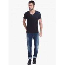 Deals, Discounts & Offers on Men Clothing - Jack & Jones V Neck T-Shirts