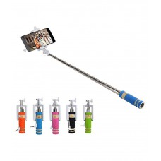 Deals, Discounts & Offers on Mobile Accessories - Flat 34% off on Your Choice Selfie Stick With Aux