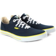 Deals, Discounts & Offers on Foot Wear - Flat 30% off on Puma Limnos CAT 3 DP Canvas Sneakers