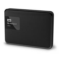 Deals, Discounts & Offers on Computers & Peripherals - Flat 18% Offer on WD My Passport Ultra WDBGPU0010BBK 1 TB Portable External Hard Drive