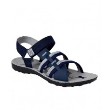 Deals, Discounts & Offers on Foot Wear - Flat 75% Offer on Super Matteress Gray Floater Sandals