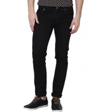 Deals, Discounts & Offers on Men Clothing - 61% Offer on Stylox Slim Men's Black Jeans