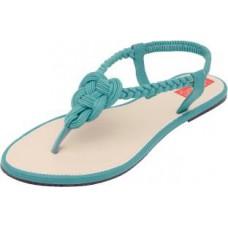 Deals, Discounts & Offers on Foot Wear - Flat 66% Offer on Footrendz Women Blue Flats