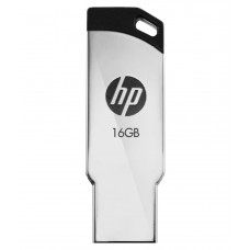 Deals, Discounts & Offers on Mobile Accessories - HP V236W 16GB Metallic Pendrive at 22% offer