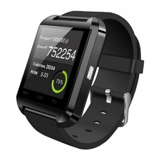 Deals, Discounts & Offers on Electronics - Pinnaclz U8 Bluetooth Smart Watch at 68% offer