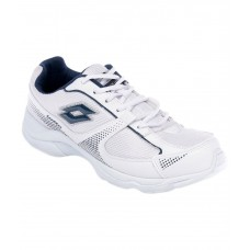 Deals, Discounts & Offers on Foot Wear - Lotto White Sports Shoes at 60% offer