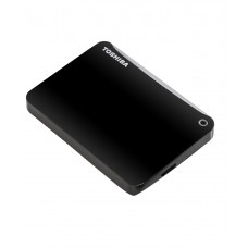 Deals, Discounts & Offers on Computers & Peripherals - Toshiba 2 TB Canvio Connect II Portable Hard Drive at 18% offer