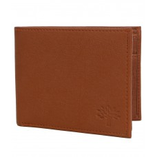 Deals, Discounts & Offers on Accessories - Woodland Stylish Tan Wallet at 64% offer