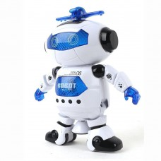 Deals, Discounts & Offers on Electronics - Flat 68% off on Sunshine Dancing Robot with 3D Lights and Music