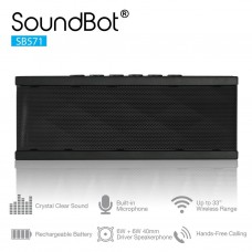 Deals, Discounts & Offers on Electronics - Flat 57% off on SoundBot SB571 Bluetooth Wireless Speaker