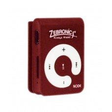 Deals, Discounts & Offers on Entertainment - Flat 3% off on Zebronics Node MP3 Player