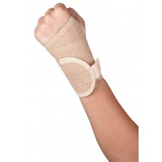 Deals, Discounts & Offers on Health & Personal Care - Flat 75% Offer on Healthgenie wrist brace with thumb - breathable elastic, for tropical weather and long wear