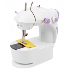 Deals, Discounts & Offers on Accessories - Flat 50% Offer on Home Union Mini Sewing Machine With Foot Pedal Bobbin And Adapter