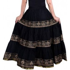 Deals, Discounts & Offers on Women Clothing - Flat 53% Offer on Decot Paradise Printed Women's Regular Multicolor Skirt